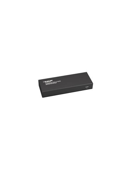 Black Box AC601A AV-signaalin jatkaja AV-lähetin Musta Black Box AC601A - 1