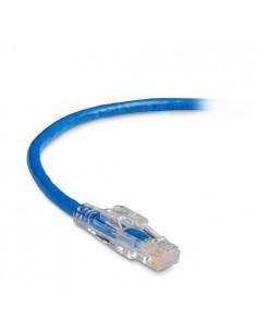 Black Box C5EPC60-BL-03M verkkokaapeli 3 m Cat5e U/UTP (UTP) Sininen Black Box C5EPC60-BL-03M - 1