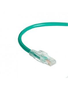 Black Box C5EPC60-GN-10M verkkokaapeli Cat5e U/UTP (UTP) Vihreä Black Box C5EPC60-GN-10M - 1