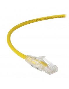 Black Box CAT6 3m verkkokaapeli U/UTP (UTP) Keltainen Black Box C6PC28-YL-10 - 1