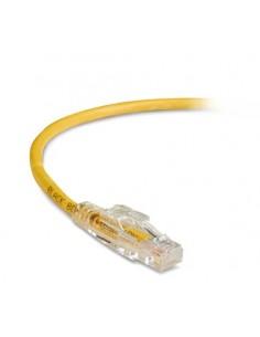 Black Box C6PC60-YL-01M verkkokaapeli 1 m Cat6 U/UTP (UTP) Keltainen Black Box C6PC60-YL-01M - 1