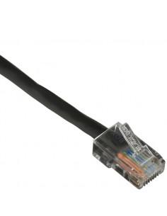 Black Box CAT5EPC-B-003-BK verkkokaapeli 0.9 m Cat5e U/UTP (UTP) Musta Black Box CAT5EPC-B-003-BK - 1