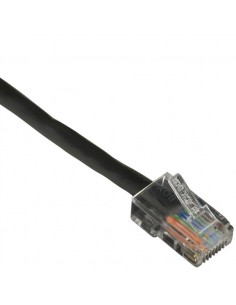 Black Box CAT5EPC-B-003-BK verkkokaapeli 0.9 m Cat5e U/UTP (UTP) Musta Black Box CAT5EPC-B-003-BK - 1