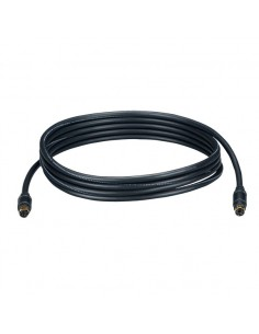 Black Box EHN058-0025 S-Video kaapeli 7.6 m (4-pin) Musta Black Box EHN058-0025 - 1