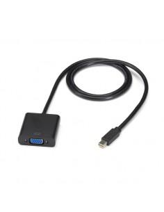 Black Box Mini DisplayPort - VGA, 15-ft 4.5 m VGA (D-Sub) Musta Black Box ENVMDPVGA-0015-MF - 1