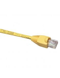 Black Box CAT5e UTP 0.3m verkkokaapeli 0.3 m U/UTP (UTP) Keltainen Black Box EVCRB90-0001 - 1