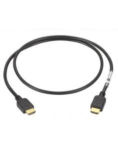Black Box EVHDMI01T-002M 2m HDMI Musta HDMI-kaapeli Black Box EVHDMI01T-002M - 1