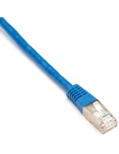 Black Box 7.6m SSTP CAT.6 verkkokaapeli 7.6 m Cat6 S/FTP (S-STP) Sininen Black Box EVNSL0272BL-0025 - 1