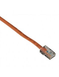 Black Box EVNSL14E-0025 verkkokaapeli 7.62 m Cat5e U/UTP (UTP) Oranssi Black Box EVNSL14E-0025 - 1
