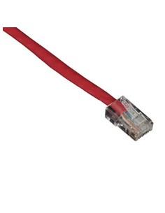 Black Box EVNSL53-0006 verkkokaapeli 1.8 m Cat5e U/UTP (UTP) Punainen Black Box EVNSL53-0006 - 1