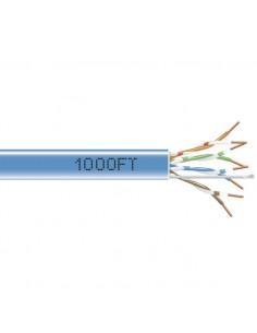 Black Box Cat5e, 304.8m verkkokaapeli 304.8 m U/UTP (UTP) Sininen Black Box EYN851A-PB-1000 - 1