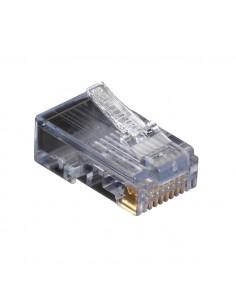 Black Box FM010 liitinjohto RJ45 Läpinäkyvä Black Box FM010 - 1