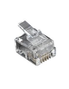 Black Box FMTP411-100PAK RJ-11 liitinjohto Black Box FMTP411-100PAK - 1