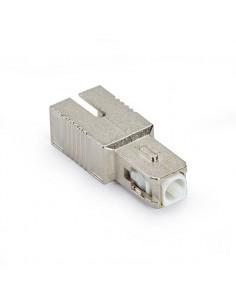 Black Box FOAT55S1-SC-10DB SC/APC 1kpl Hopea valokuituadapteri Black Box FOAT55S1-SC-10DB - 1