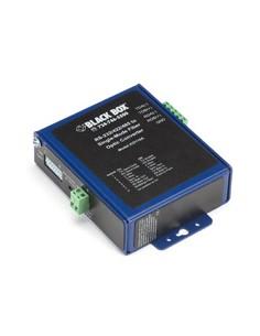 Black Box ICD116A sarjamuunnin/-toistin/-eristin RS-232/422/485 Kuitu (SC) Musta, Sininen Black Box ICD116A - 1
