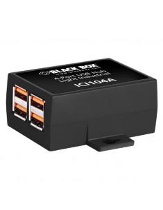 Black Box ICI104A 480Mbit/s keskitin Black Box ICI104A - 1
