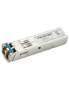 Black Box LFP404 lähetin-vastaanotinmoduuli Valokuitu 155 Mbit/s SFP 1310 nm Black Box LFP404 - 1