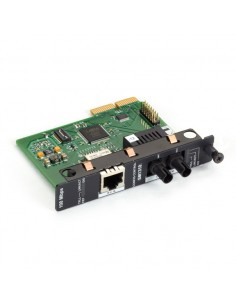 Black Box LMC5026C-R3 verkon mediamuunnin 100 Mbit/s 1310 nm Sisäinen Musta Black Box LMC5026C-R3 - 1