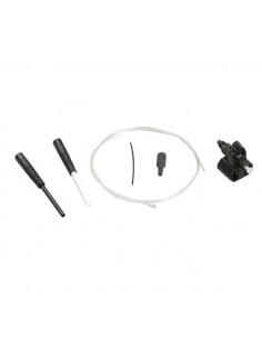 Black Box PP-LC-50MM-6PAK valokuituadapteri Musta, Valkoinen 6 kpl Black Box PP-LC-50MM-6PAK - 1