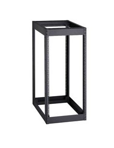 Black Box RM7001A-R3 palvelinteline 22U Itseseisova teline Musta Black Box RM7001A-R3 - 1