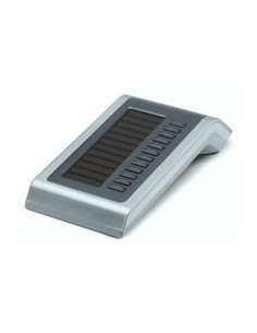 Unify OpenStage Key Module 40 puhelinvaihdelaite Sininen, Hopea Unify L30250-F600-C120 - 1