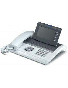 Unify OpenStage 40 G HFA V3 IP-puhelin Valkoinen Johdollinen puhelin LCD 6 linjat Unify L30250-F600-C248 - 1