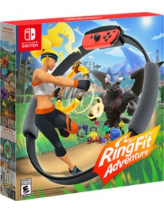 Nintendo Ring Fit Adventure Switch Perus Nintendo 10001992 - 1