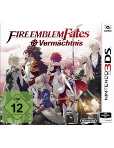 Nintendo Fire Emblem Fates: Birthright 3DS Perus Saksa Nintendo 2233240 - 1