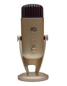 Arozzi Colonna Table microphone Kulta Arozzi COLONNA-GOLD - 1