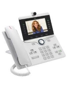 Cisco IP Phone 8865 IP-puhelin Valkoinen Johdollinen puhelin Wi-Fi Cisco CP-8865-W-K9= - 1