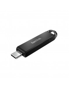 Sandisk Ultra USB-muisti 128 GB USB Type-C 3.2 Gen 1 (3.1 1) Musta Sandisk SDCZ460-128G-G46 - 1