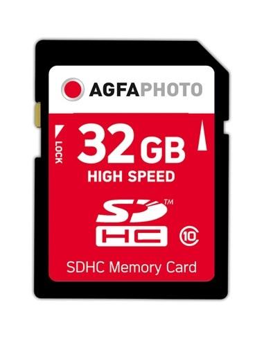 AgfaPhoto 32GB SDHC flash-muisti Luokka 10 Agfaphoto 10427 - 1