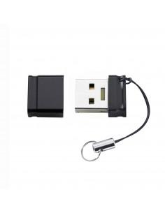 Intenso Slim Line USB-muisti 16 GB USB A-tyyppi 3.2 Gen 1 (3.1 1) Musta Intenso 3532470 - 1