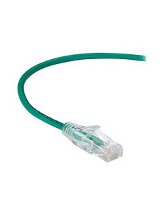 Black Box C6PC28-GN-01 verkkokaapeli 0.3 m Cat6 U/UTP (UTP) Vihreä Black Box C6PC28-GN-01 - 1
