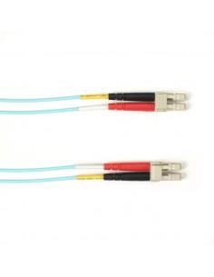 Black Box EFE350-002M-AQ-R valokuitukaapeli 2 m OM3 LC Aqua Black Box EFE350-002M-AQ-R - 1