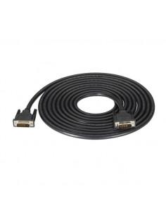 Black Box DVI-D m/m 4.57m DVI-kaapeli 4.57 m Musta Black Box EVNDVI02-0015 - 1