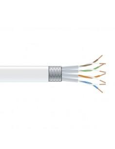 Black Box Cat6 1000ft verkkokaapeli 304.8 m S/FTP (S-STP) Valkoinen Black Box EVNSL0272WH-1000 - 1