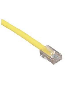 Black Box CAT5E verkkokaapeli 1.8 m U/UTP (UTP) Keltainen Black Box EVNSL54-0006 - 1