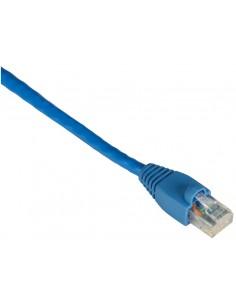 Black Box 1.2m Cat6 UTP 550 MHz verkkokaapeli 1.2 m U/UTP (UTP) Sininen Black Box EVNSL641-0004 - 1
