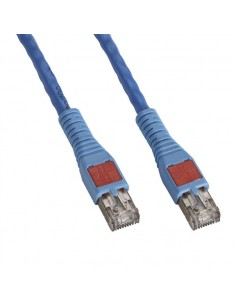 Black Box CAT6a UTP 2.1m verkkokaapeli 2.1 m U/UTP (UTP) Sininen Black Box EVNSL6A-71-BS-0007 - 1