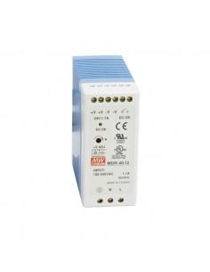 Black Box MDR-40-12 40W Sininen, Valkoinen virtalähdeyksikkö Black Box MDR-40-12 - 1