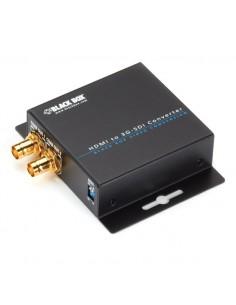 Black Box VSC-HDMI-SDI 1920 x 1080pikseliä videomuunnin Black Box VSC-HDMI-SDI - 1