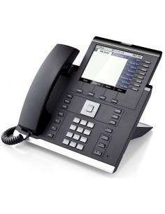 Unify OpenScape IP 55G IP-puhelin Musta Johdollinen puhelin 8 linjat Unify L30250-F600-C298 - 1