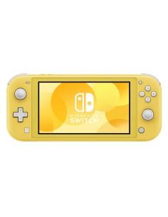 """Nintendo Switch Lite kannettava pelikonsoli Keltainen 14 cm (5.5"""") Kosketusnäyttö 32 GB Wi-Fi Nintendo 10002291 - 1"""