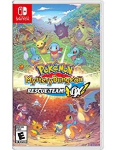 Nintendo Pokemon Mystery Dungeon Retterteam DX Switch Perus Saksa Nintendo 10003978 - 1