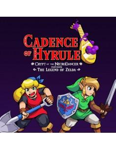 Nintendo Cadence of Hyrule – Crypt The NecroDancer Featuring Legend Zelda Switch Saksa, Englanti Nintendo 10004550 - 1
