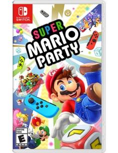 Nintendo Super Mario Party videopeli Switch Perus Nintendo 2524640 - 1