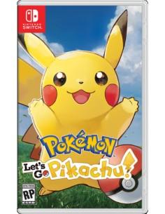 Nintendo Pokémon: Let's Go, Pikachu! PlayStation 4 Perus Nintendo 2524940 - 1