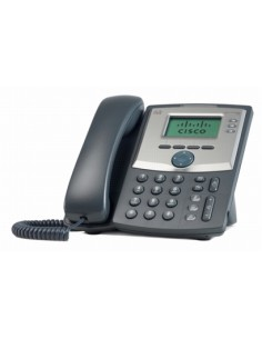 Cisco SPA 303 IP-puhelin Musta Johdollinen puhelin 3 linjat LCD Cisco SPA303-R2 - 1