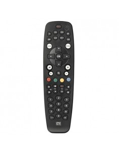 One For All URC 2981 remote control IR Wireless Audio, AUX1, DVD/Blu-ray, SAT, TV, VCR Press buttons Oneforall URC2981 - 1